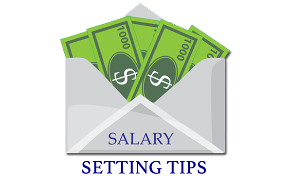 how to set a salary
